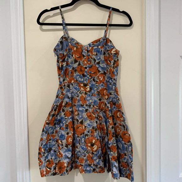 Jack by BB Dakota Dresses & Skirts - ⬇️Jack gorgeous floral dress 100% rayon size small